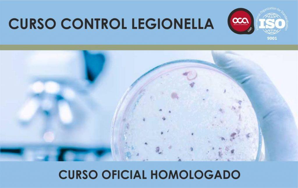 Curso de Control de Legionella Homologado eesea