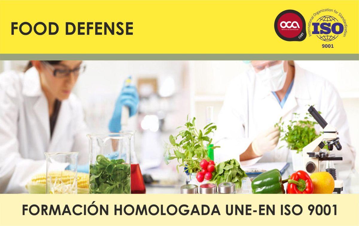 Curso de Food Defense eesea