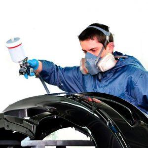 Curso de Tecnico de chapa y pintura Vehiculos eesea