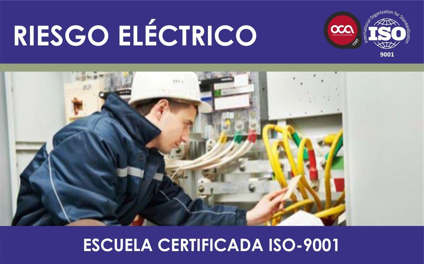 curso de Riesgo electrico eesea