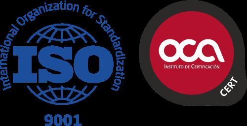Sellos OCA ISO 9001 (1)